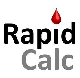 Rapidcalc Blus calculator App