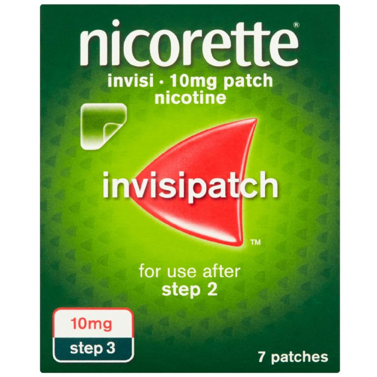 Nicorette Invisi-Patch