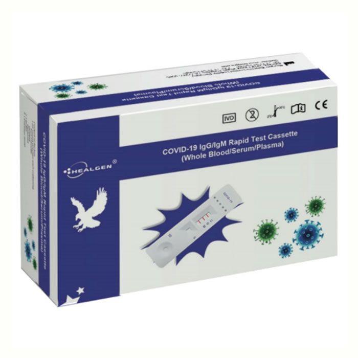 COVID-19 IgG/IgM Rapid Test Cassette