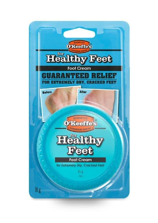 O'Keeffe's for Healthy Feet 91g