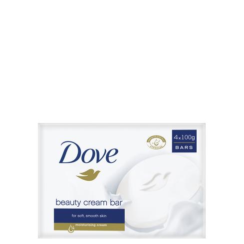 Dove Beauty Bar 100g x 4 Multipack