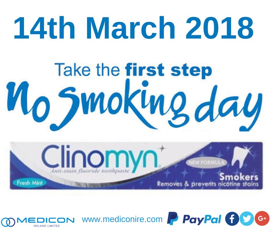 Clinomyn Smokers Toothpaste 75ml