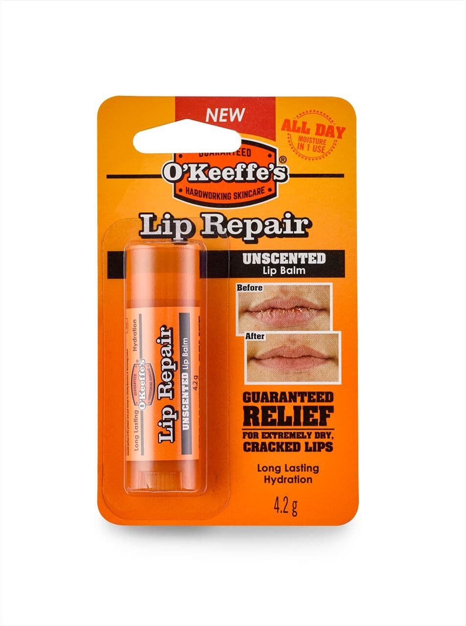 O'Keeffe's Lip Repair Lip Balm Unscented